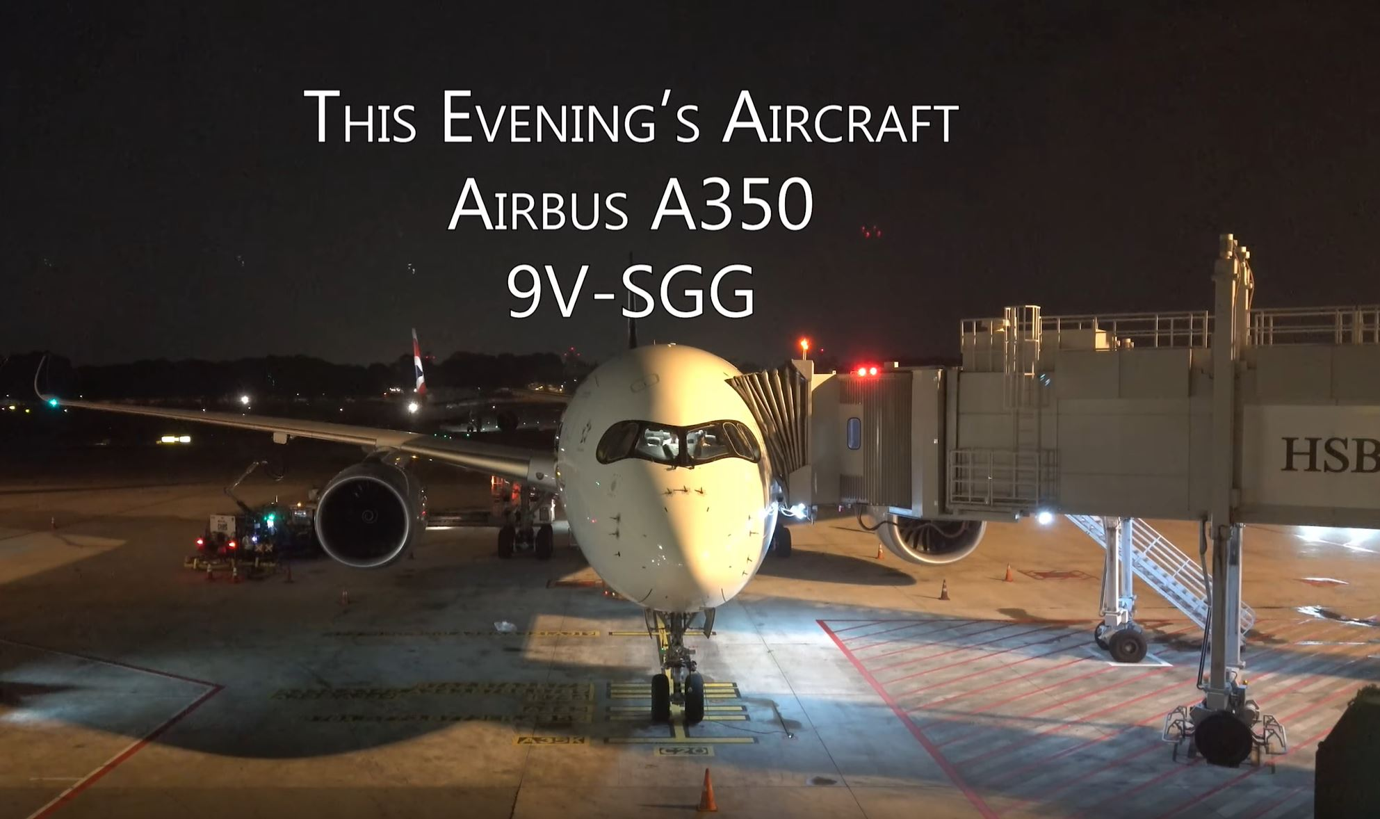 Singapore Airlines – Singapore to Los Angeles