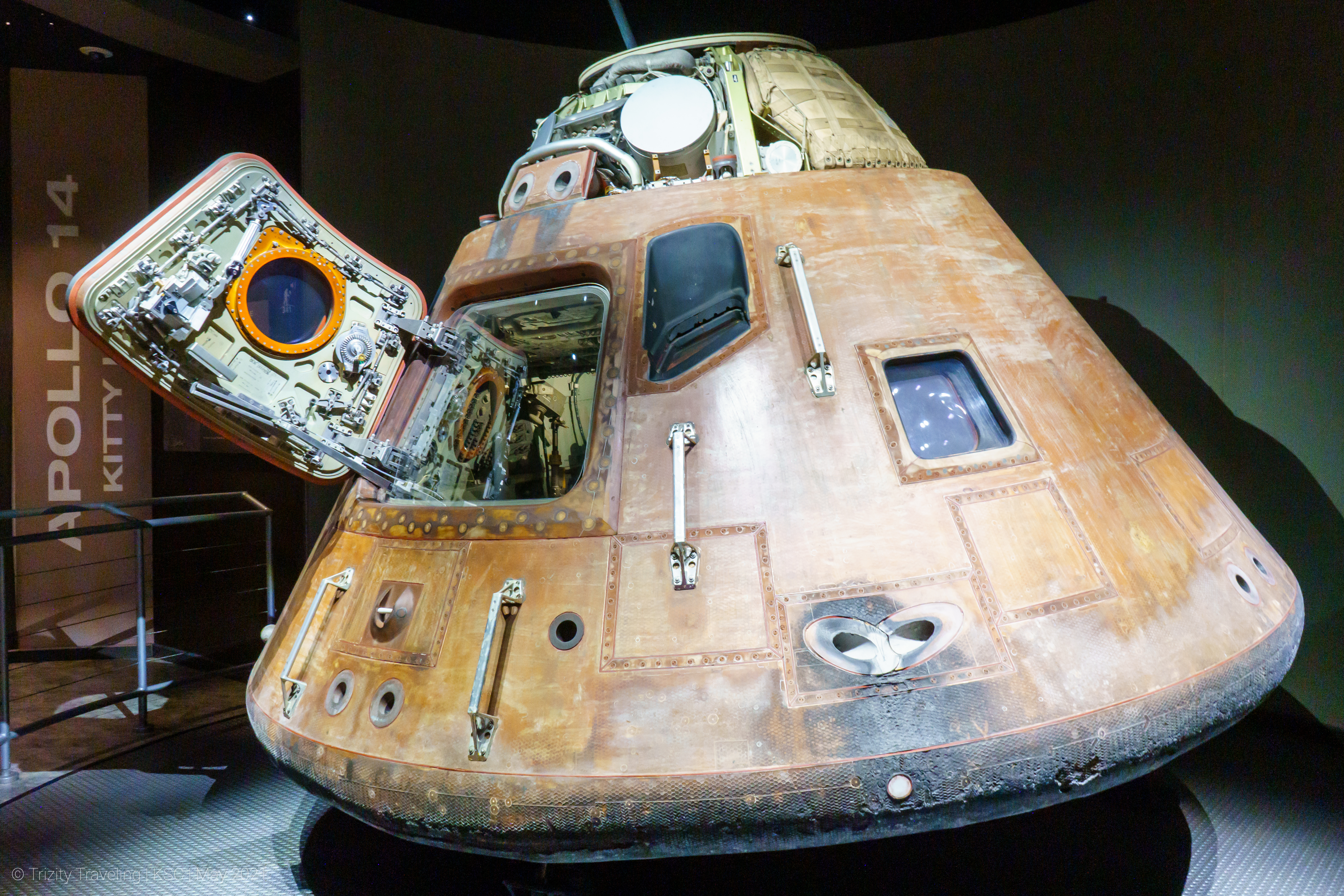 Return to the Kennedy Space Center